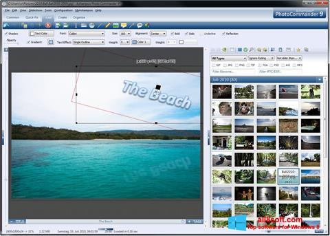 Screenshot Ashampoo Photo Commander Windows 8