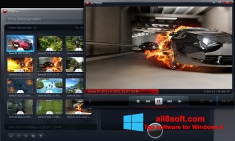 Screenshot Action! Windows 8
