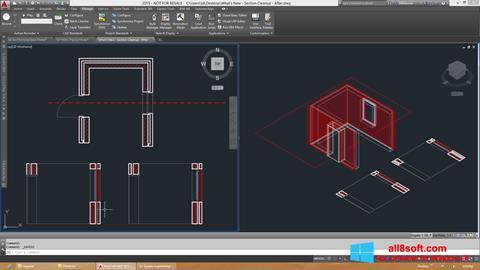 Screenshot AutoCAD Architecture Windows 8