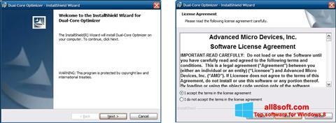 Screenshot AMD Dual Core Optimizer Windows 8