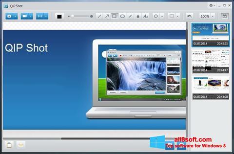 Screenshot QIP Windows 8