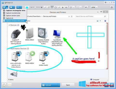 Screenshot QIP Shot Windows 8
