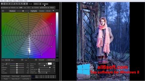 Screenshot 3D LUT Creator Windows 8