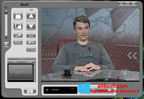 Screenshot Behold TV Windows 8