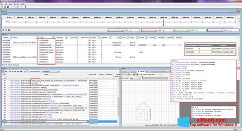 Screenshot Direct3D Windows 8
