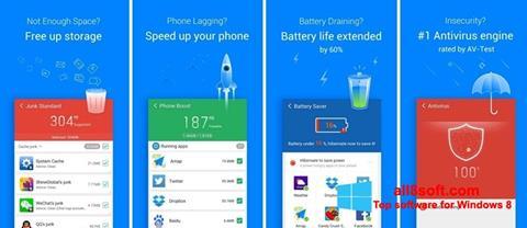 Screenshot Clean Master Windows 8