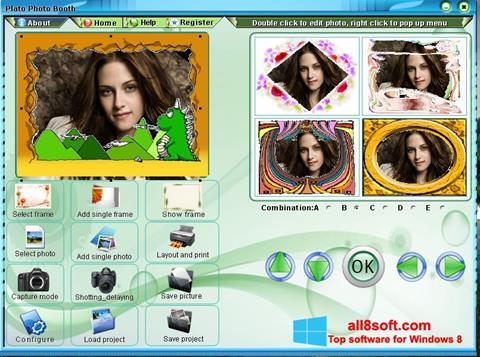 Screenshot Photo Booth Windows 8