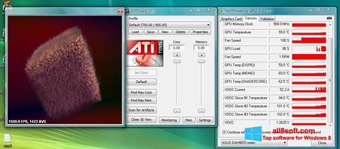 Screenshot ATITool Windows 8